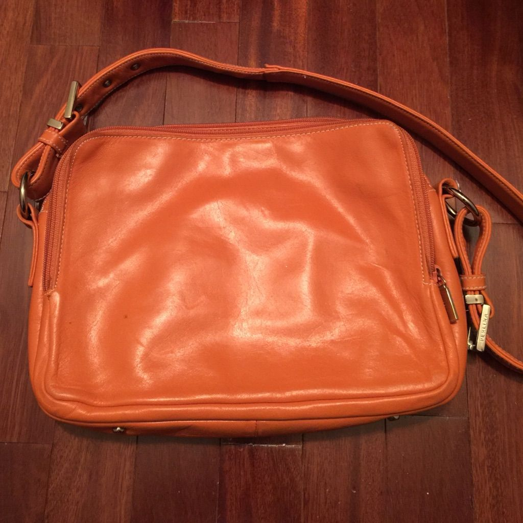 Perlina Leather Handbag