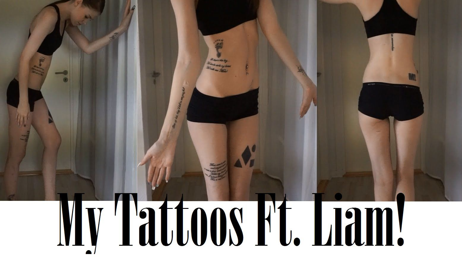My Tattoos! Ft. Liam - Part 2