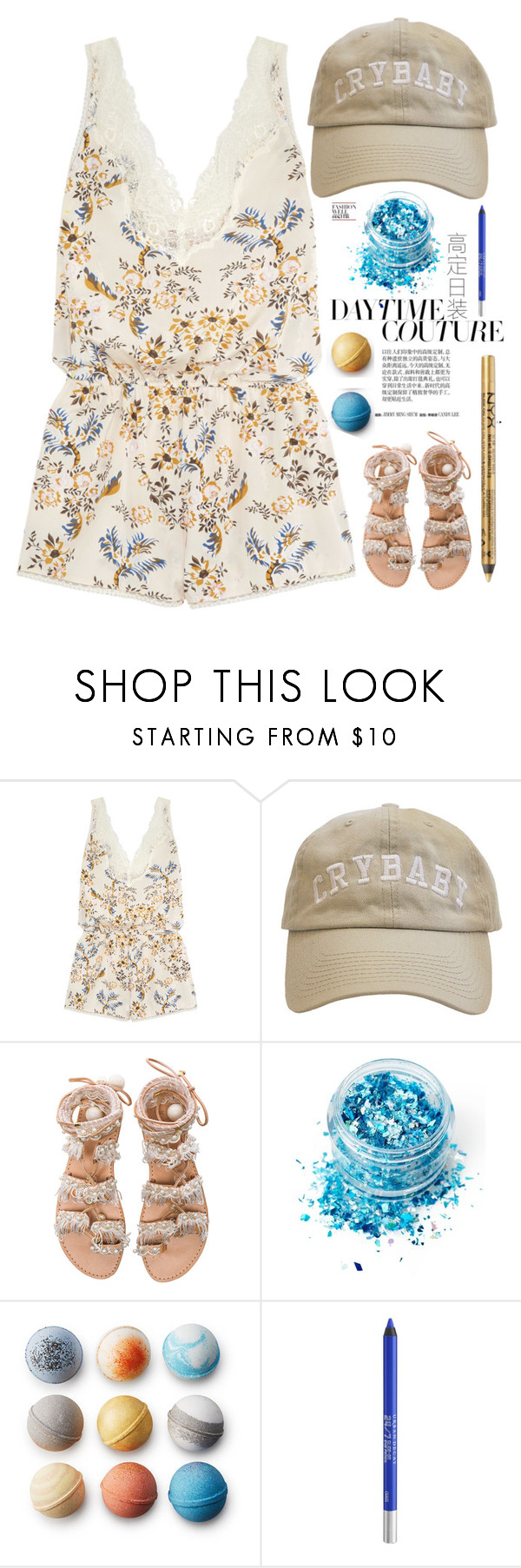 """""""I'm over it"""" by lseed87 ❤ liked on Polyvore featuring STELLA McCARTNEY, Elina Linardaki, In Your Dreams, Urban Decay and NYX"""