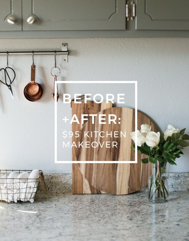 Before after the kitchen makeover        pinterest beautiful houses interior and homes also rh