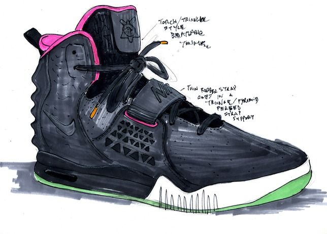 cf8f98e4a33e The Nike Air Yeezy II Gets An Official Release Date   All New Images ...