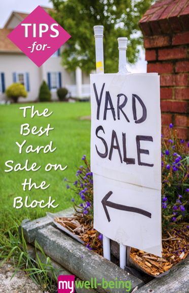Tips for how to have the best YardSale on the block