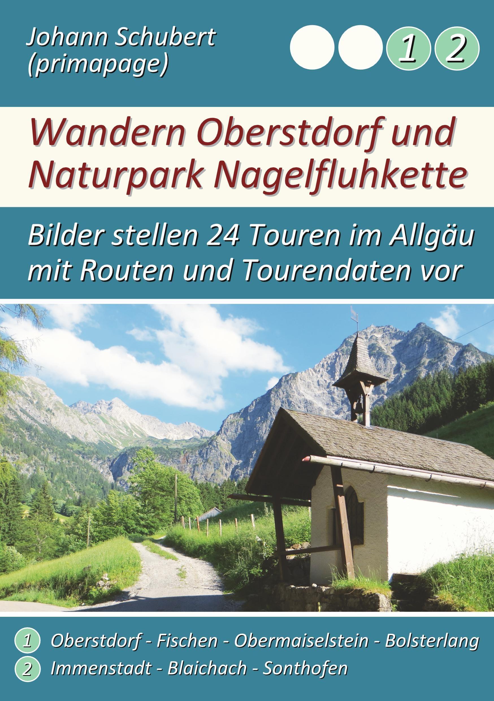 Meine 32 Seitige Broschure Wandern Oberstdorf Und Naturpark