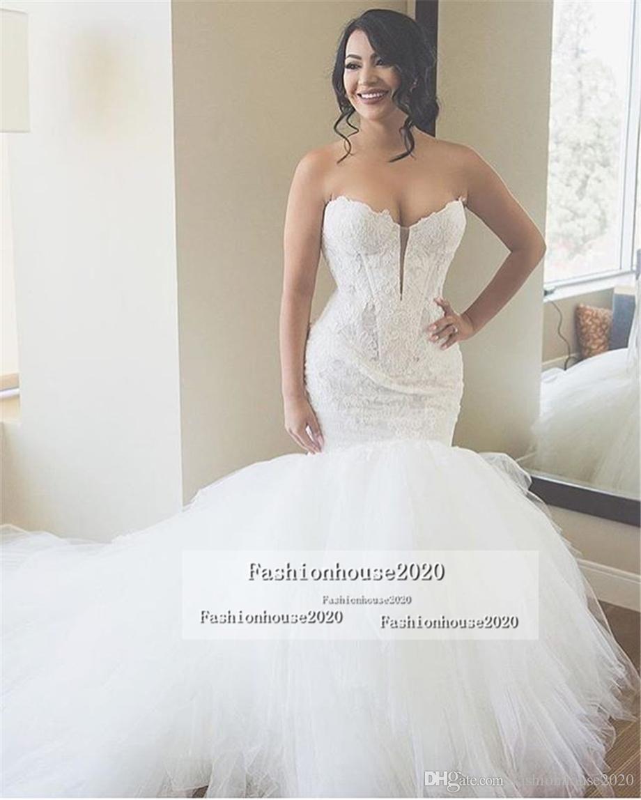 Pin By Brenda Ivy On Earth Jewel Fall Wedding Wedding Dresses Mermaid Sweetheart Beautiful Wedding Dresses Ball Gowns Wedding