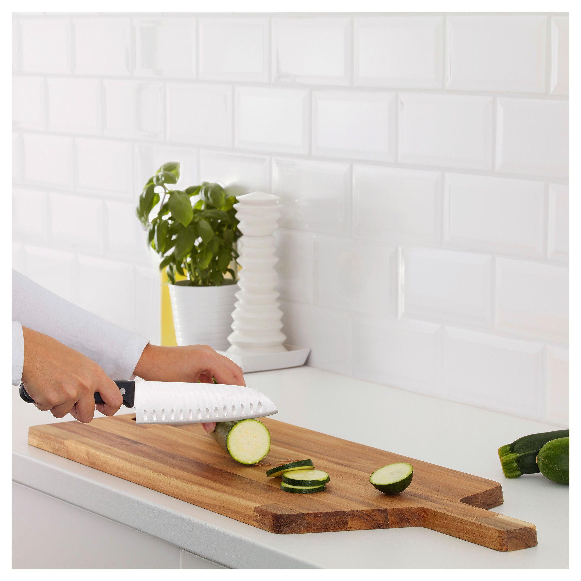 Ikea Småäta Chopping Board Acacia In 2019 Products Ikea