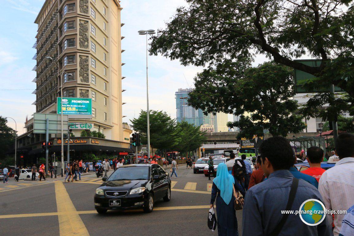 Jalan Tun Tan Cheng Lock Kuala Lumpur Kuala Lumpur Kuala Lumpur Travel Inner City