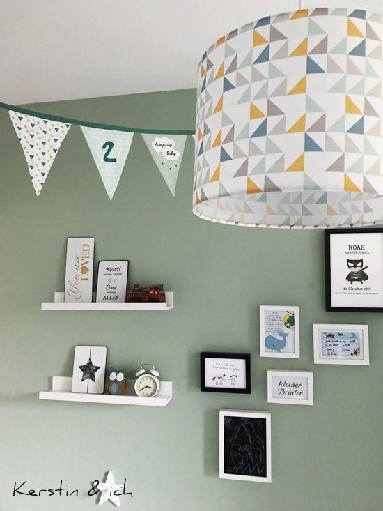 Kinderzimmer Junge Paint colors Pinterest Walls - wandfarbe mischen beige