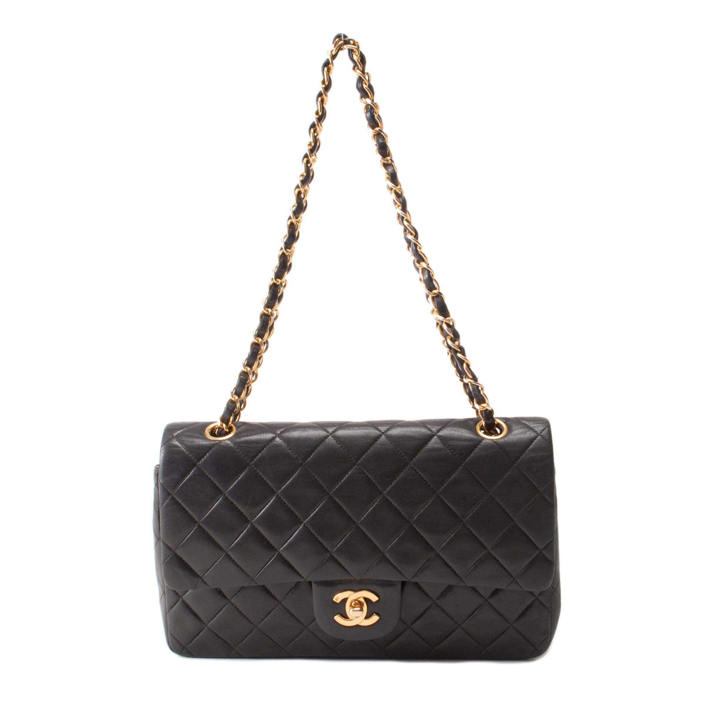 Classic - Chanel Leather Icons - Want! Want! Want!   Bags bags bags ... d95265e1c9