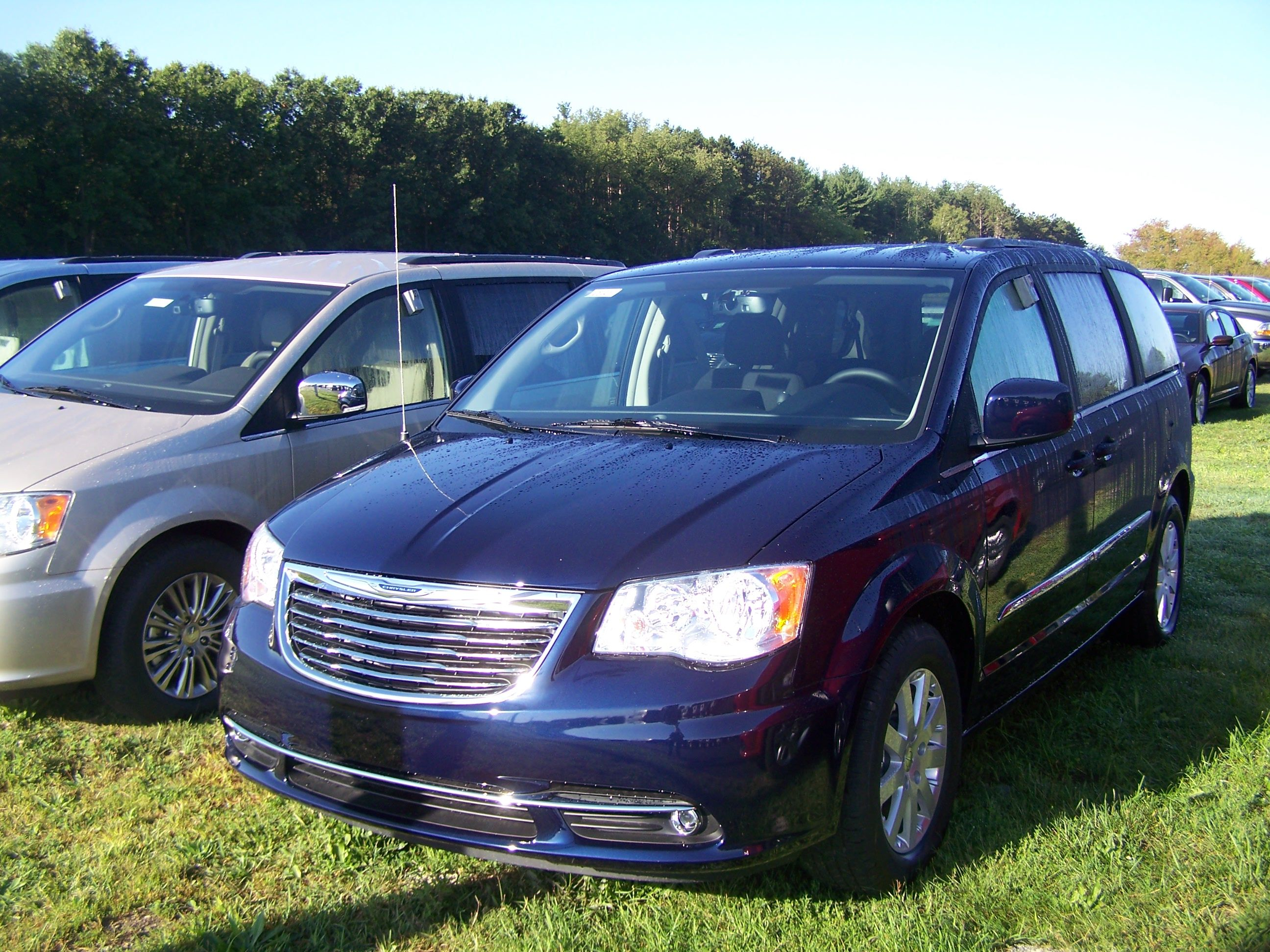 New 2013 Chrysler Town Country Touring For Sale Montague Mi