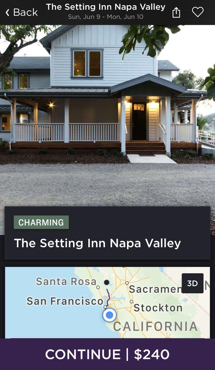 Napa valley inn Napa valley, Stockton california