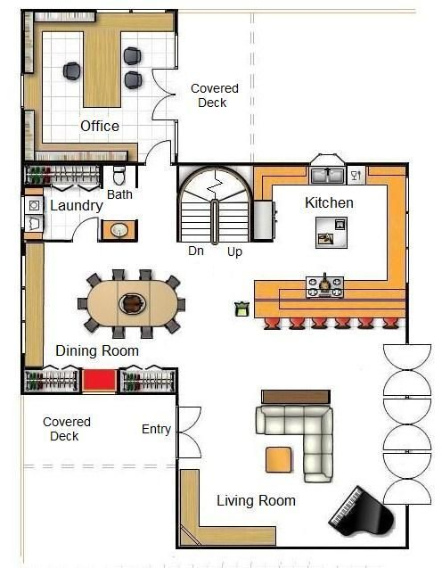 Garbage House Floorplans Building An Alternative Home Container House House Floor Plans Container House Design