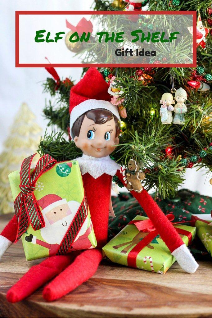 Little Christmas Gift Ideas.Elf On The Shelf Christmas Gift Idea It S Christmas Time