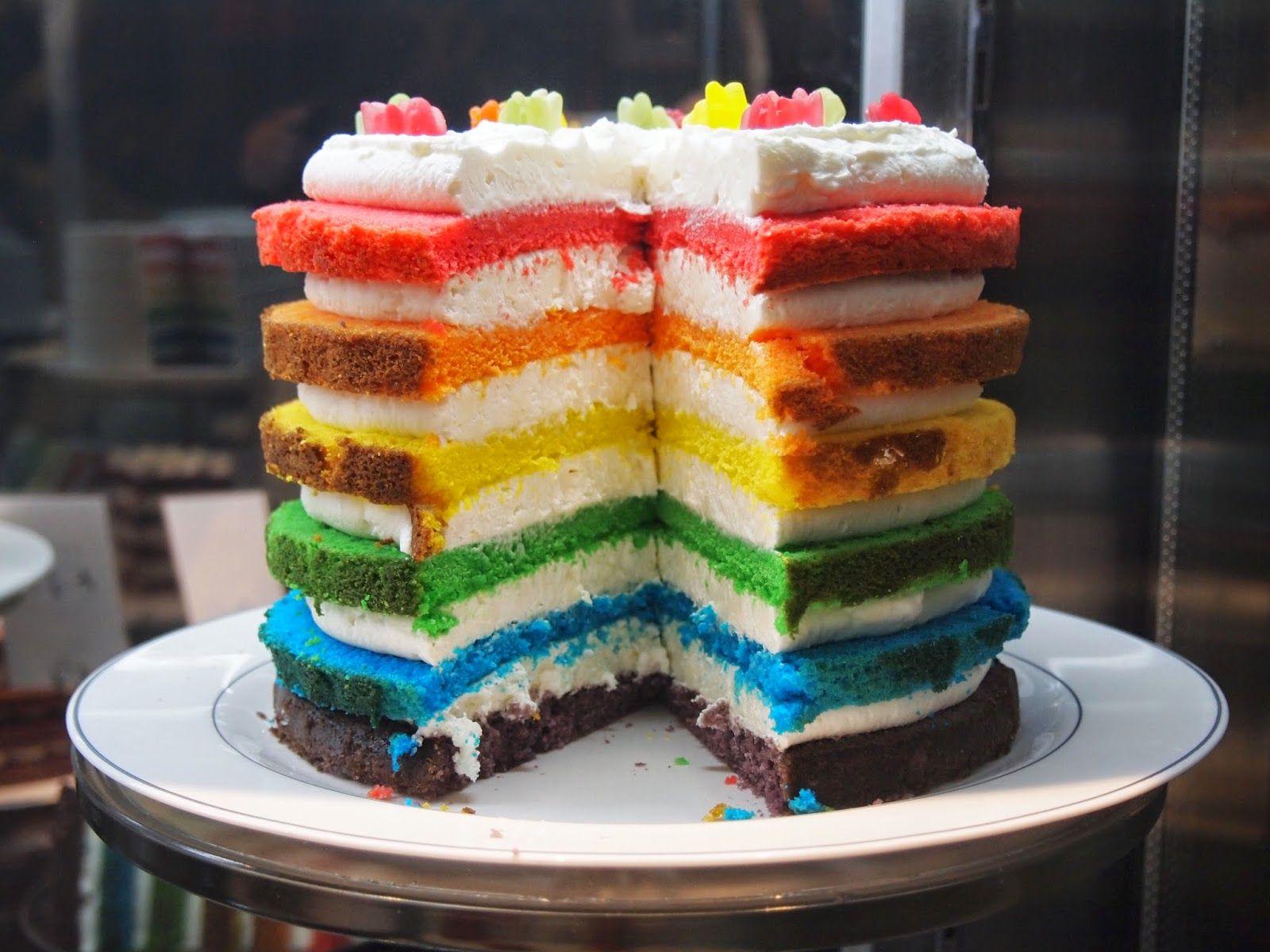 Dore dore a sinsa cafe that takes the cake seoul