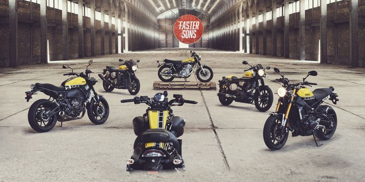 Do you know the Sport Heritage Yamaha? #motorcycleculture #culturamotera #yamaha | caferacerpasion.com