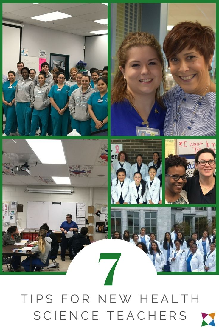 Top 7 Tips for New Health Science Teachers from Real CTE Educators is part of Health science classroom, Health science education, Health science, Science education, Health education, Classroom education - Are you a new health science teacher, fresh from the health care industry  It can be tough to transition, but you are not alone! Read this advice to start