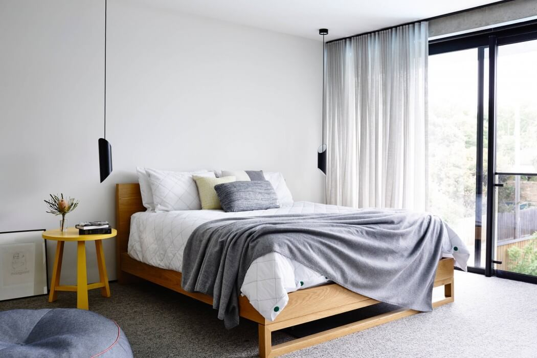 Wolseley Residence by McKimm Residential Design Bedrooms