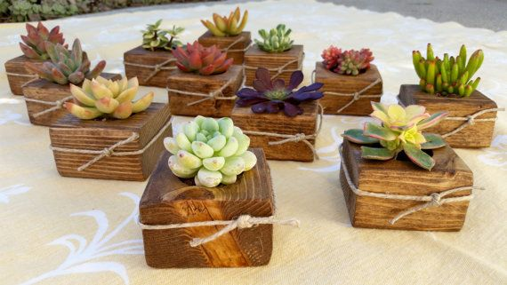21 Unique Personalized Wedding Favors A natural Baby showers