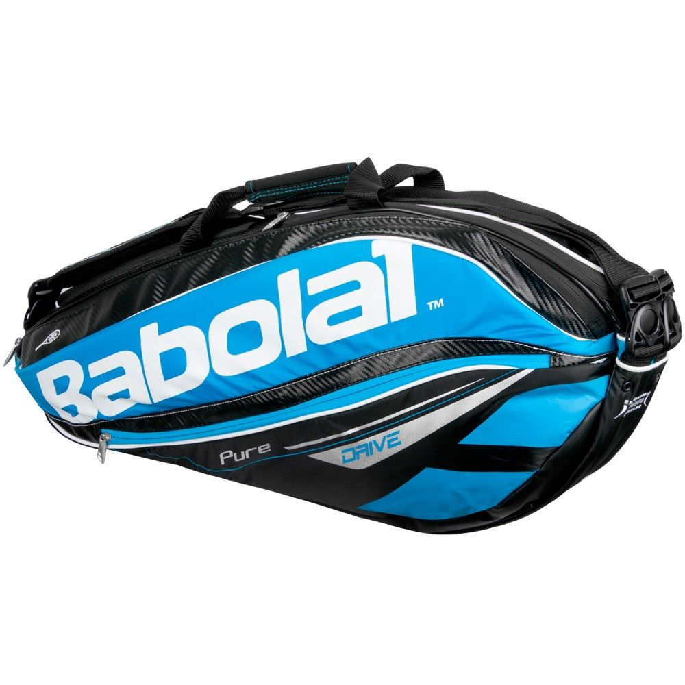 Babolat Pure Drive 6 Pack Bag 6 Pack Bag Pure Products Bags