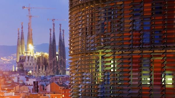 Living in: Cities known for architecture (BBC Travel)