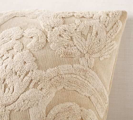 Natalia Silk Jacquard Pillow Covers Pillow Covers