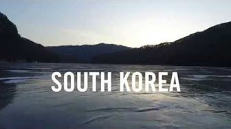 Winter in South Korea... from 200 Feet Above | Travel + Leisure