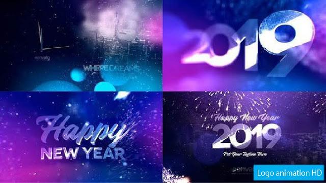 Video New Year Countdown 2020 New Years Countdown Countdown Video New