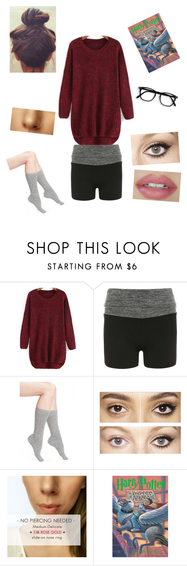 """""""Untitled #326"""" by panicdisco ❤ liked on Polyvore featuring Dorothy Perkins, Naigai, Charlotte Tilbury and Burton"""