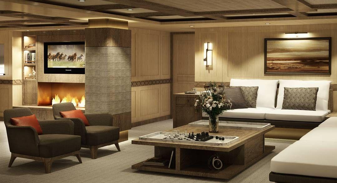 70m mega yacht interior.  #yacht #yachtlife #classicyacht #yachtdesign #yachtinterior #timeless #superyacht #megayacht #motoryacht #luxuryyacht #yachting #design #interiors #interiordesign #boats #sttropez #customyacht #designer #yachtdesigner #antibes #livingproducts #luxury #lifestyle #inspiration #highendquality #designporn  #MYS #neptunozis #monaco #yachtinglife by neptunozis