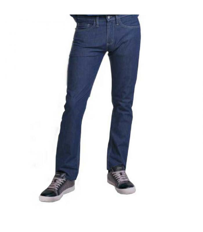Pantalon Vaquero Extra Fino Para Hombre Modelo Opalo Pantalon Vaquero Pantalones Vaqueros Elasticos Pantalones De Trabajo