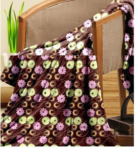 African Textile Wax Ankara Fabric   By the Yard - ( Gloden Wax)