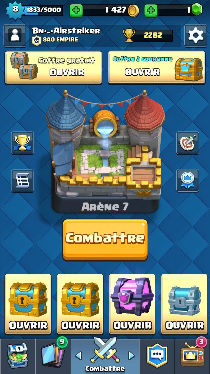 Account suspended clash royale clash royale deck clash