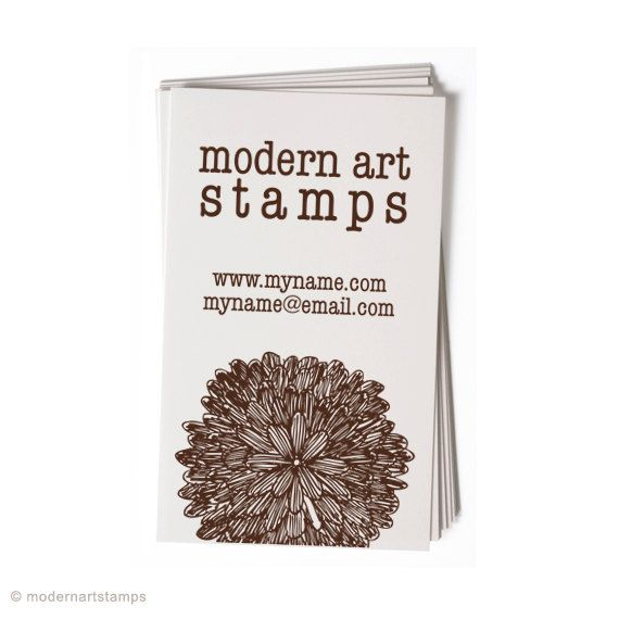 Custom business card stamp custom rubber stamp by modernartstamps custom business card stamp custom rubber stamp by modernartstamps 2500 colourmoves
