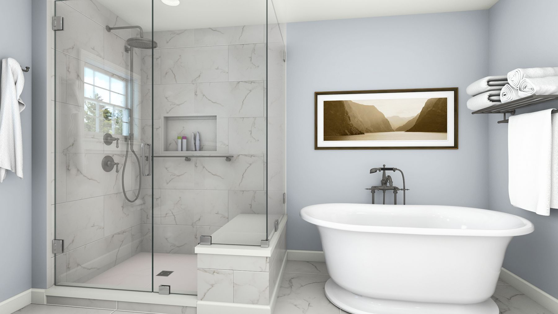 Work with a Kohler designer to create your dream bathroom in 3 steps ...