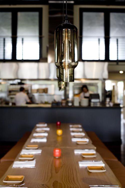 Ubuntu restaurant design by Apparatus Architecture