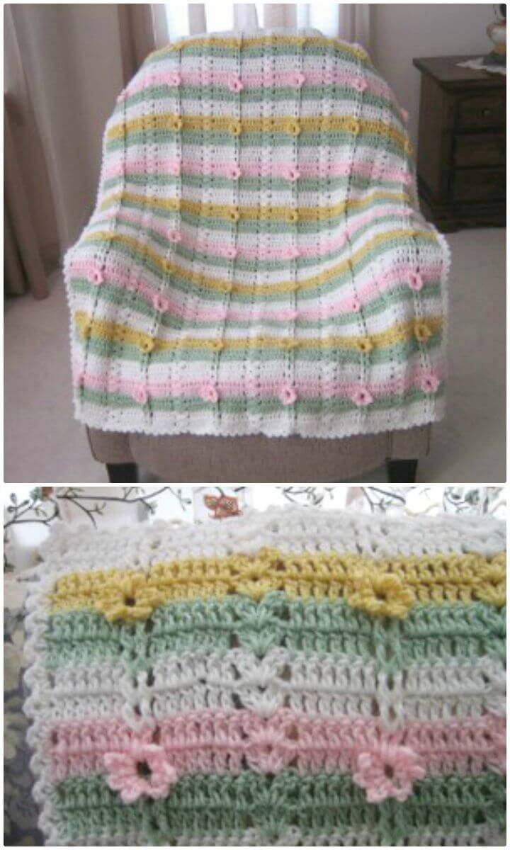 Crochet Afghan Patterns - 41 Free Patterns for Beginners | Crochet ...