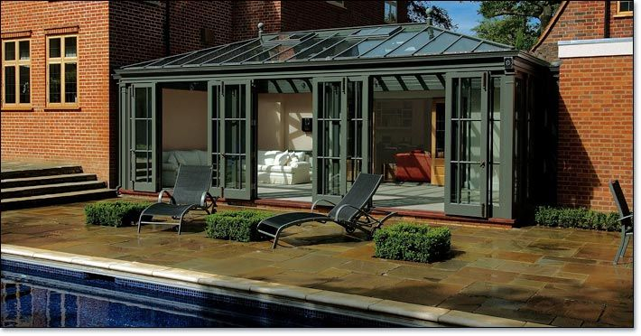 pool house plans rectangular conservatory for pool house plans ...
