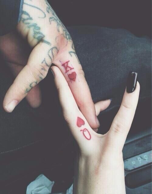 Another discrete couples tattoo idea babe 🤷🏻♀️
