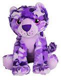Purple Camouflage Plush Lion - Price: $16.25 at The Purple Store