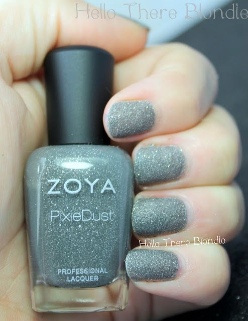 Zoya Pixie Dust : London | Hello There, Blondie!