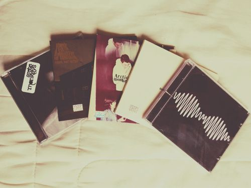 all of the albums<3 :)