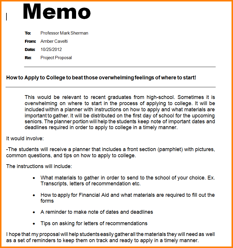 Business Memorandum Example Memog Letterhead Template Memo Sample