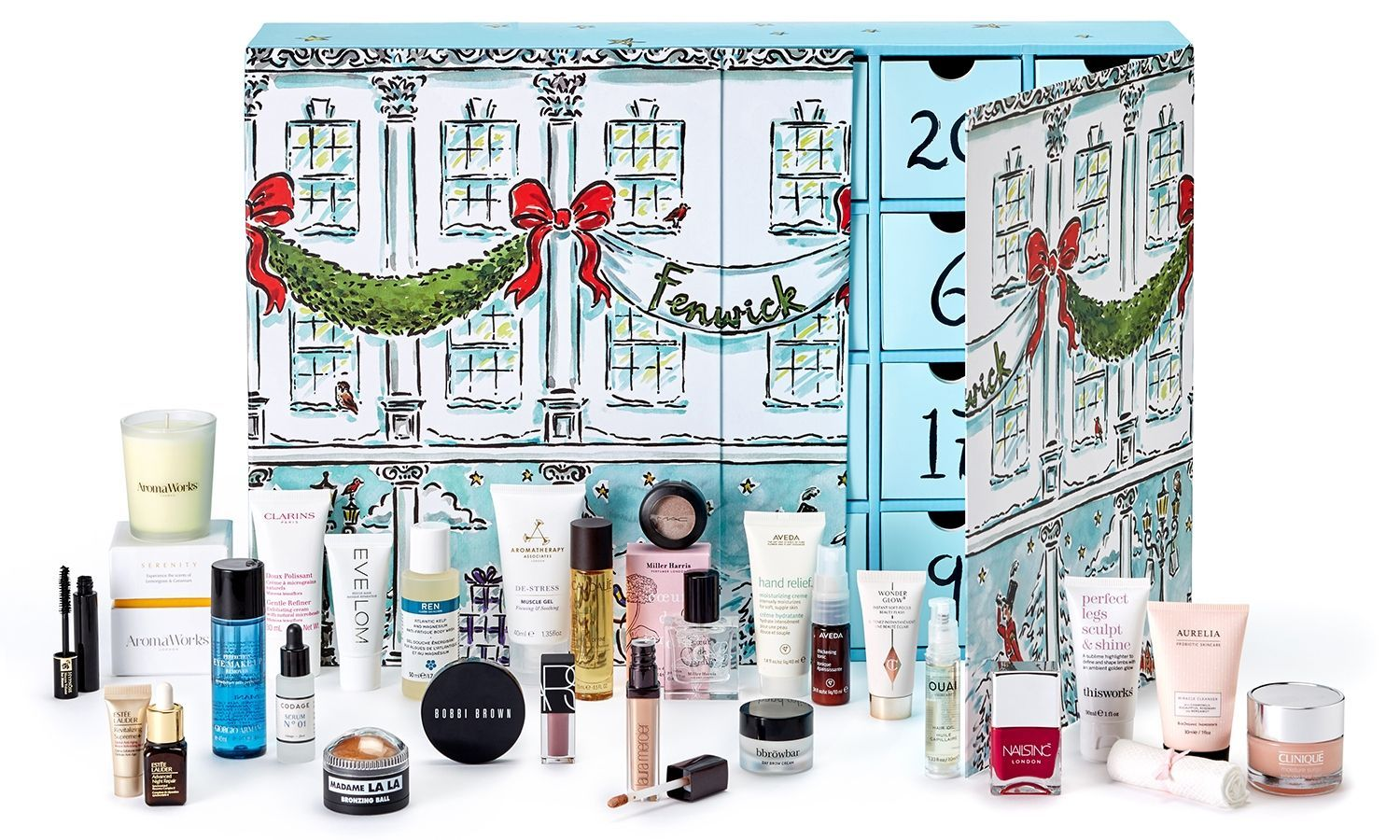 PSA FeelUnique just announced their 2020 beauty advent