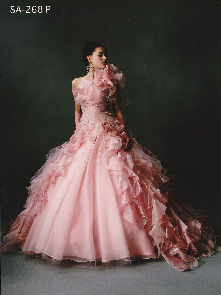 Stella De Libero | Pretty in Pink | Pinterest | Vestido largo, Noche ...