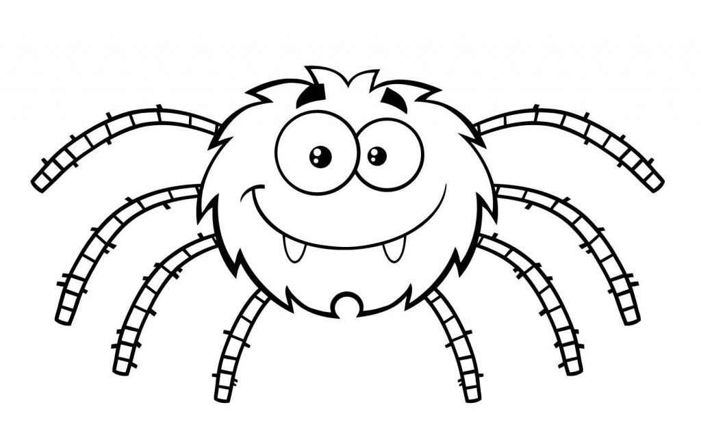 Free Printable Spider Coloring Pages For Kids Spider Coloring