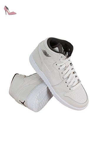 sports shoes 661a3 a5cd9 Nike Air Jordan 1 Retro Hi Prem Gg, espadrilles de basket-ball femme -
