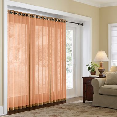 Naples Grommet Top Bamboo Panel Jcpenney Alternative To Vertical Blinds That I