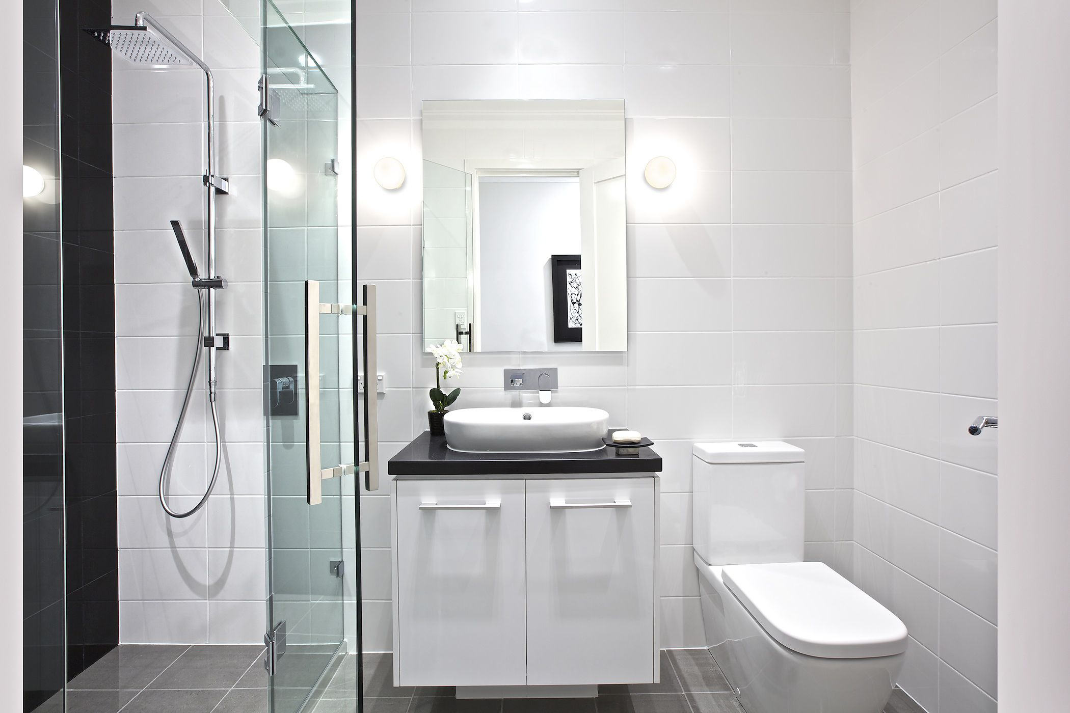 Beautiful Bathrooms Illawarra clarendon homes. crestmead 46. powder room. | beautiful bathrooms