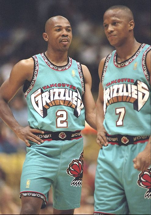 reputable site a6628 802bb those unis... just terrible Grizzlies Basketball, Memphis Grizzlies,  College Basketball,