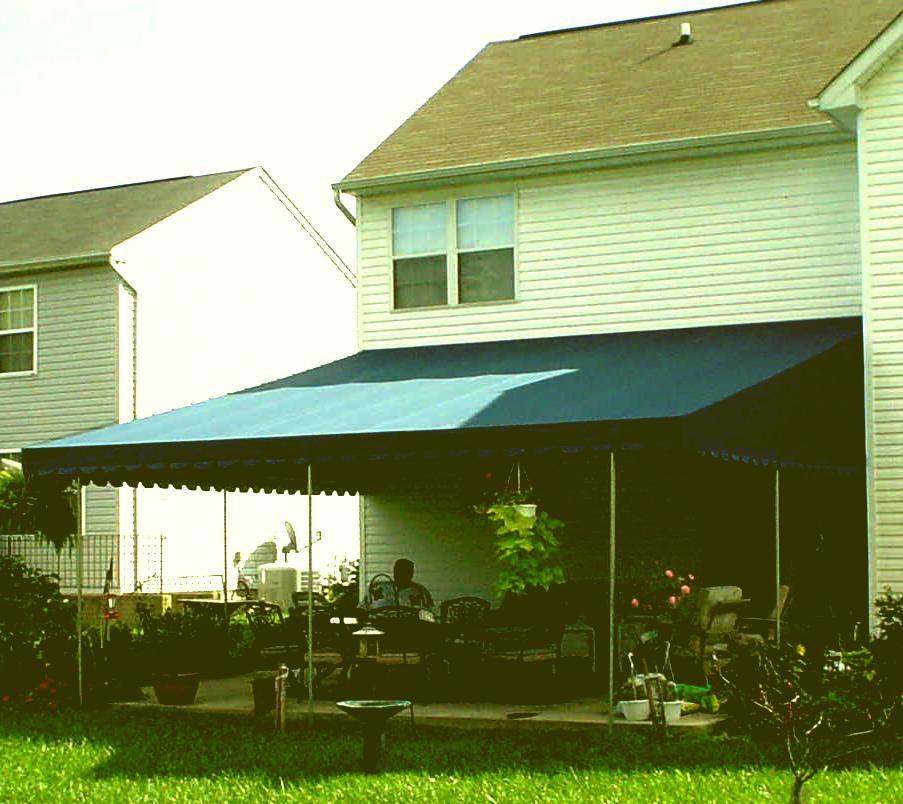 19 modern patio awning ideas