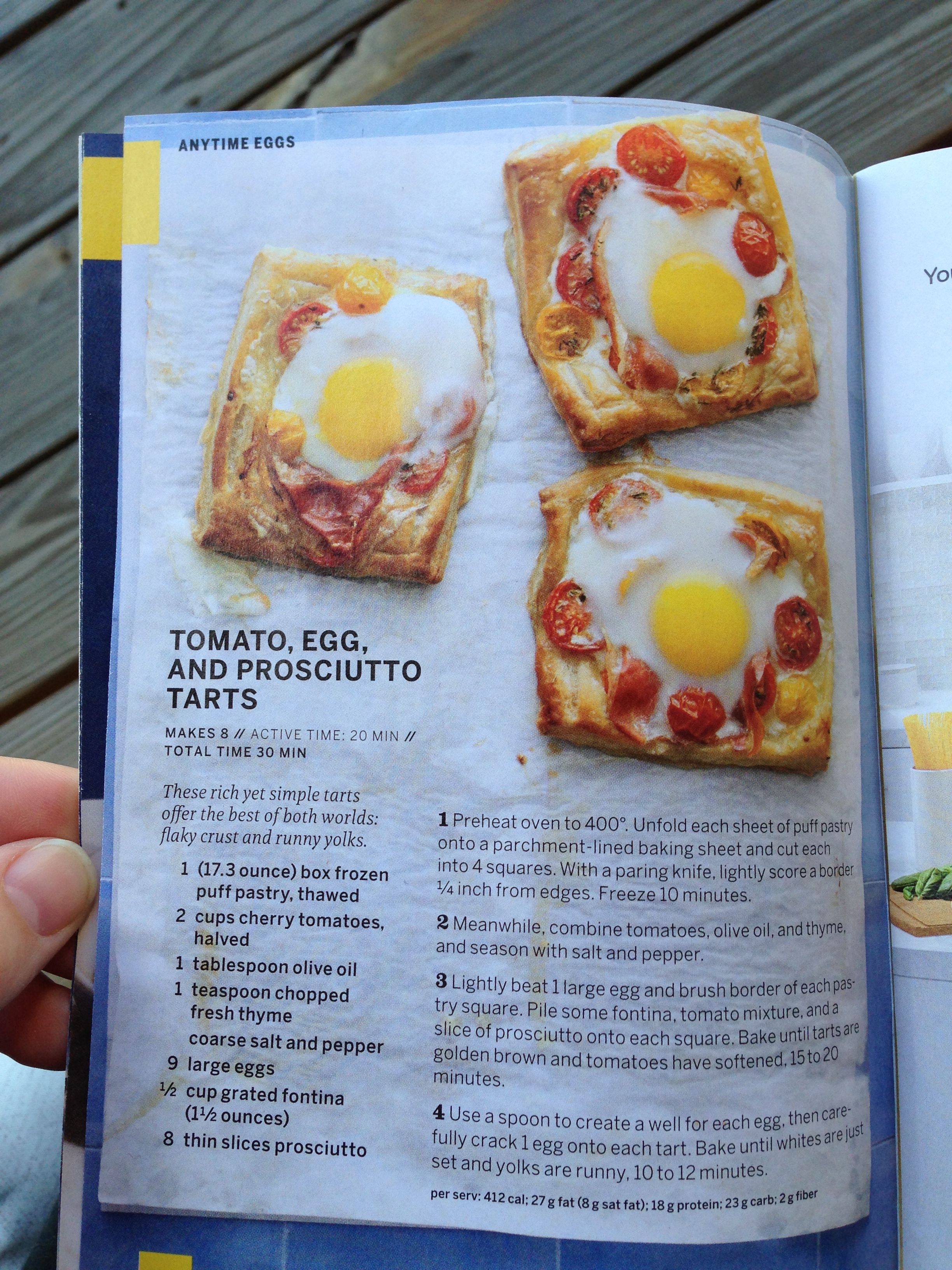 Martha Stewart recipe.. Find something to replace tomatoes with maybe